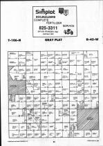 Map Image 016, Pipestone County 1990
