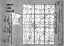 Index Map, Pipestone County 1991