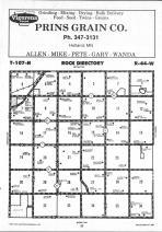 Map Image 006, Pipestone County 1991