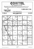 Map Image 014, Pipestone County 1991