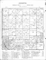 Crookston Township 1, Red Lake River, Polk County 1964