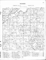 Woodside Township, Union Lake, Maple Lake, Crystal Lake, Polk County 1964