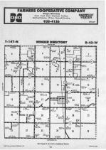 Map Image 008, Polk County 1987