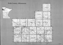 Index Map, Polk County 1991