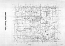 Index Map, Pope County 1987
