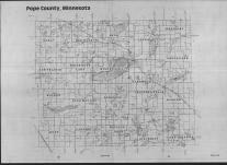 Index Map, Pope County 1989