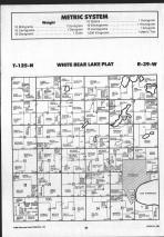 White Bear Lake T125N-R39W, Pope County 1989