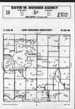 Lake Johanna T123N-R36W, Pope County 1989