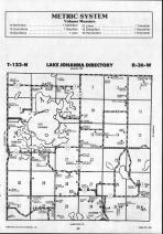 Lake Johanna T123N-R36W, Pope County 1990