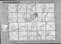 Index Map, Pope County 1991