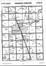 Map Image 009, Red Lake County 1990