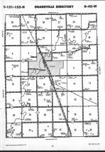 Map Image 009, Red Lake County 1991