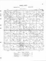 Three Lakes Township, Clements, Redwood County 1963