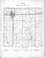 Cairo Township, Fairfax, Mud Lake, Fort Ridgley Creek, Renville County 1947