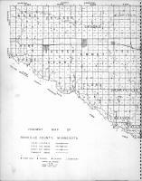 Renville County Highway Map 1, Renville County 1947