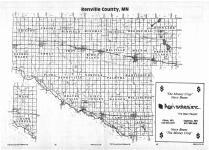 Index Map, Renville County 1987
