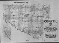 Index Map, Renville County 1989