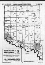 Map Image 019, Renville County 1989