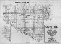 Index Map, Renville County 1990