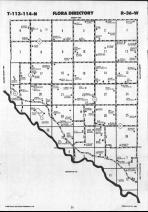 Map Image 055, Renville County 1990