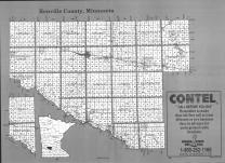 Index Map, Renville County 1991