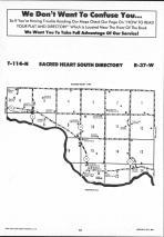 Map Image 010, Renville County 1991