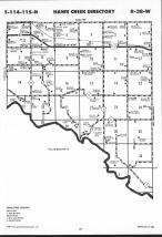 Map Image 054, Renville County 1991