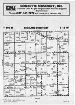 Map Image 020, Rice County 1988