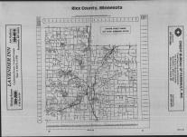 Index Map, Rice County 1989