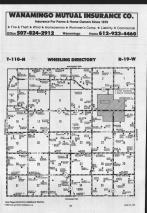 Map Image 001, Rice County 1989