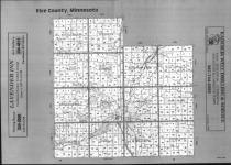 Index Map, Rice County 1990