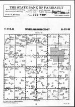 Map Image 001, Rice County 1990