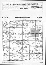 Map Image 001, Rice County 1991