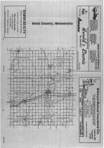 Index Map, Rock County 1988