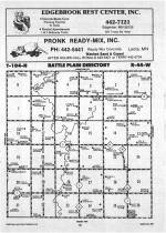 Map Image 009, Rock County 1988