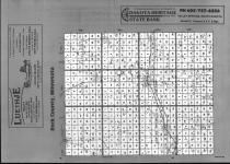 Index Map, Rock County 1990