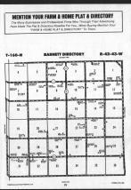 Map Image 009, Roseau County 1989