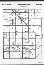 Map Image 041, Roseau County 1989