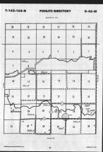 Map Image 048, Roseau County 1989