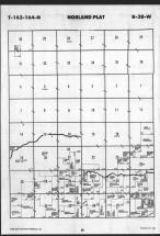 Map Image 062, Roseau County 1989