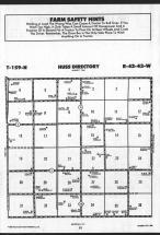 Map Image 069, Roseau County 1989