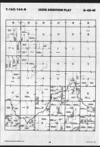 Map Image 075, Roseau County 1989