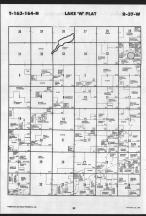 Map Image 087, Roseau County 1989