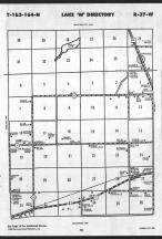 Map Image 089, Roseau County 1989