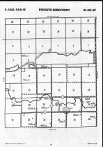 Map Image 048, Roseau County 1990