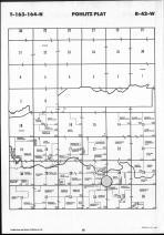 Map Image 050, Roseau County 1990