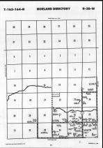 Map Image 060, Roseau County 1990