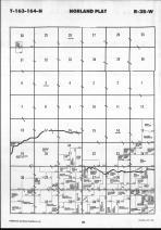 Map Image 062, Roseau County 1990