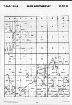 Map Image 075, Roseau County 1990
