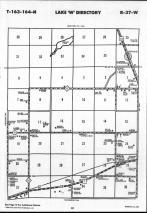 Map Image 089, Roseau County 1990